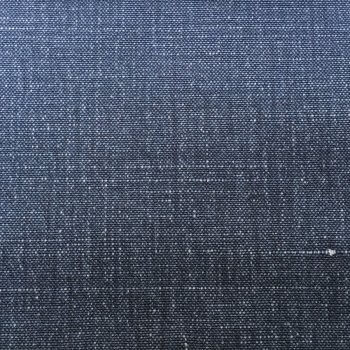Anichini Yutes Collection High Performance Linen Upholstery Fabric In 05 Blue