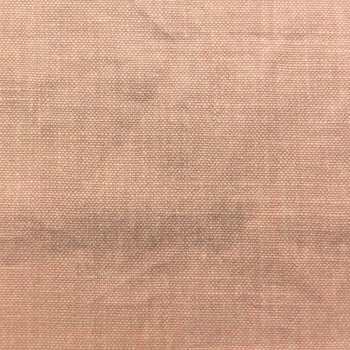 Anichini Yutes Collection High Performance Linen Upholstery Fabric In 13 Peach