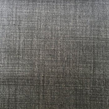 Anichini Yutes Collection Sunset High Performance Linen Fabric in 15 Charcoal