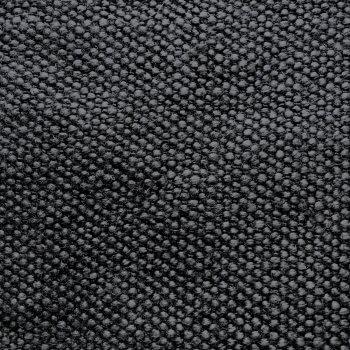 Anichini Yutes Collection Tibi Soft Heavyweight Linen Fabric in 45 Charcoal