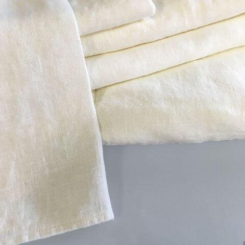 Anichini Donatas Flatweave Linen Bath Linens