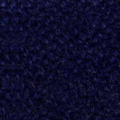 Anichini Handloomed Cashmere Color In Deep Cobalt