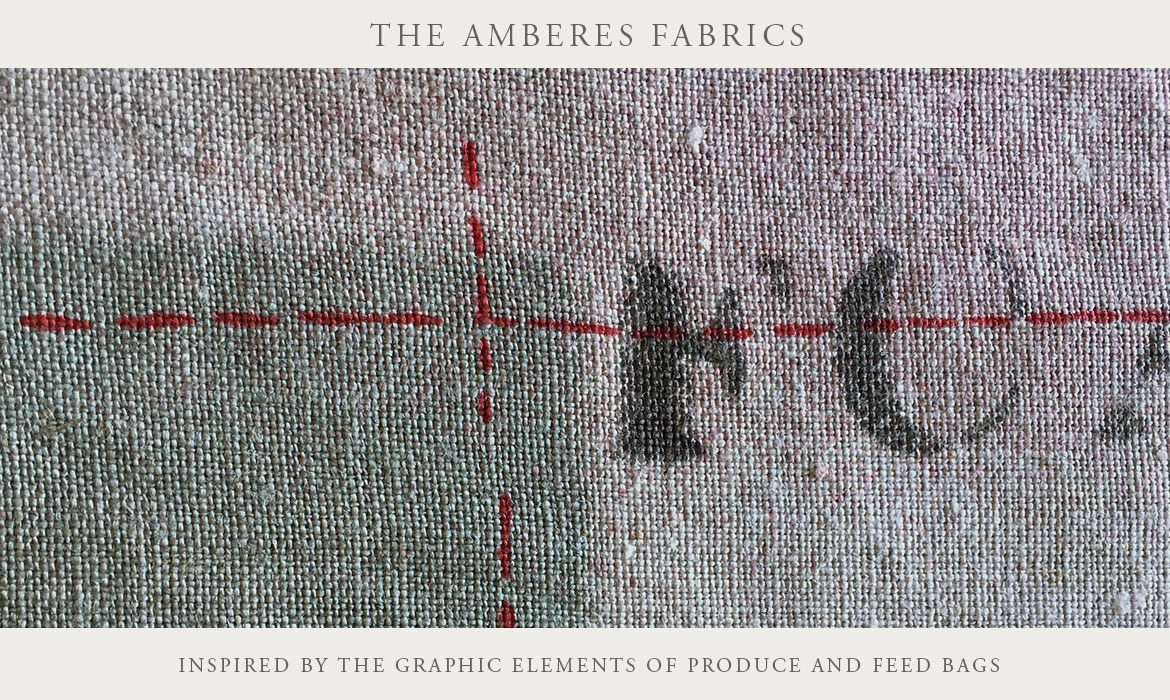 Introducing The Amberes Fabrics