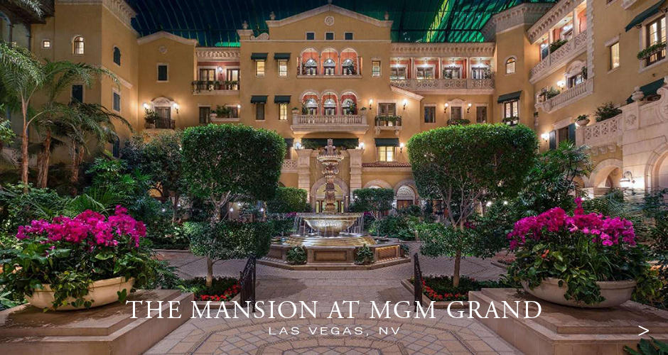 The Mansion at MGM Grand