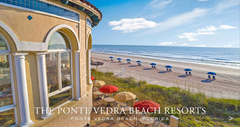 The Ponte Vedra Beach Resort