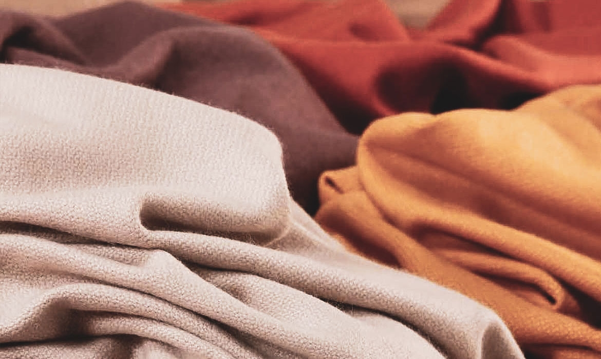 Anichini Hand Loomed Cashmere Blankets And Throws, Available In 160 Colors