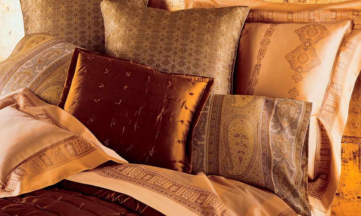 Anichini Luxury Jacquard Sheets