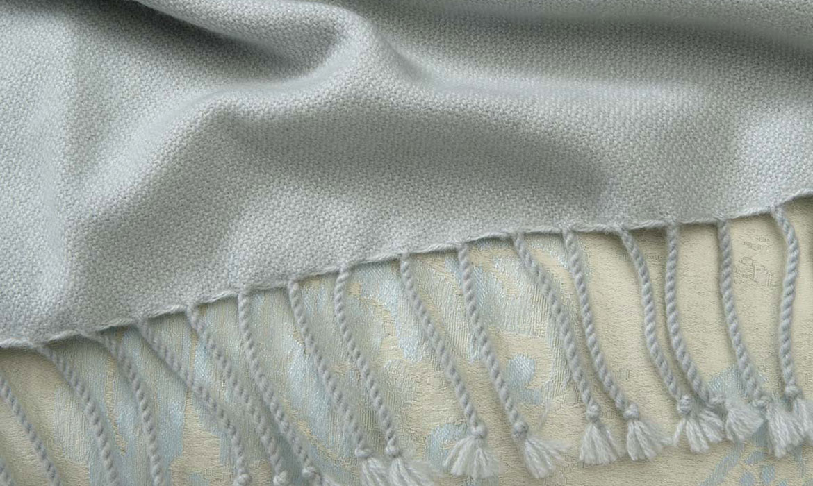 Anichini Hand Loomed Luxury Cashmere Throws