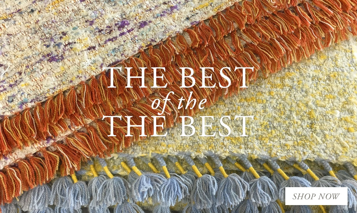 Gifts - The Best Of The Best - Handwoven Cashmere Throws