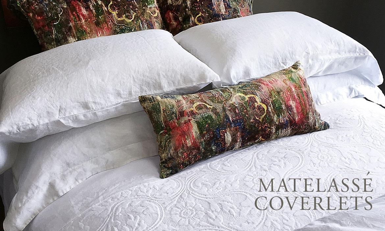 Anichini Matelassé Coverlets