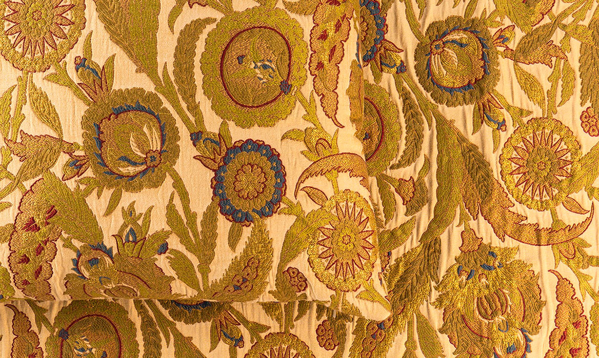 Anichini Tapestry Fabrics By The Yard
