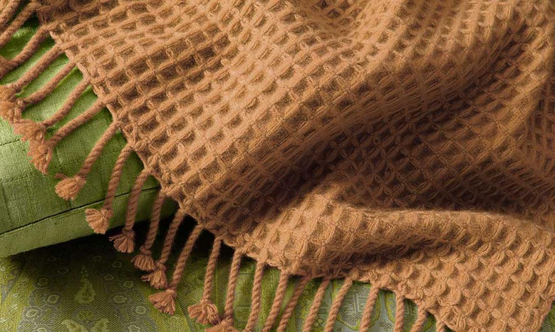 Anichini Hand Loomed Cashmere