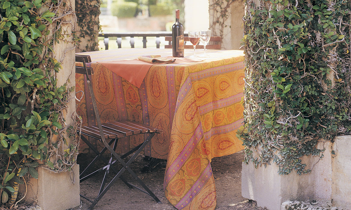 Anichini Thread-Dyed Jacquard Fabrics By The Yard