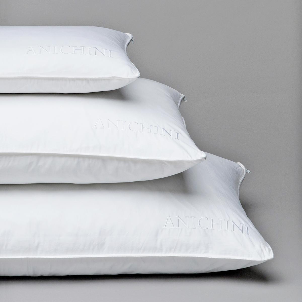 White Forest European Goose Down Pillows
