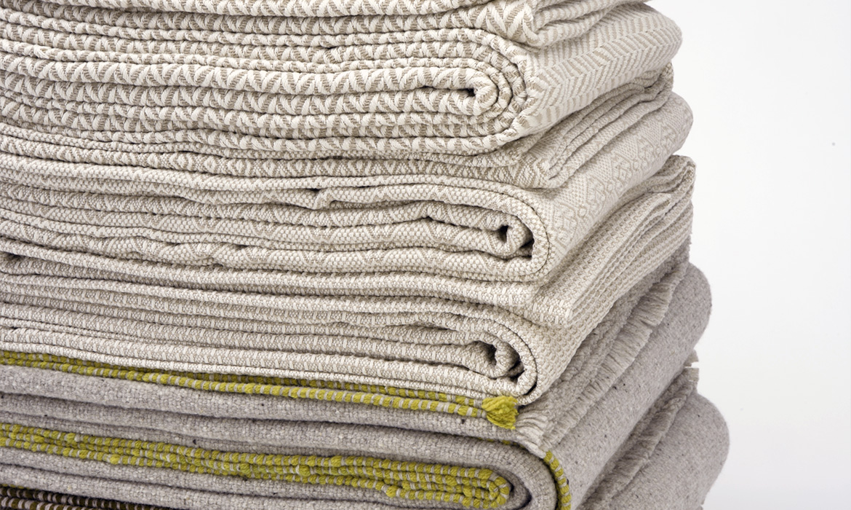 Anichini Hospitality Washable Blankets