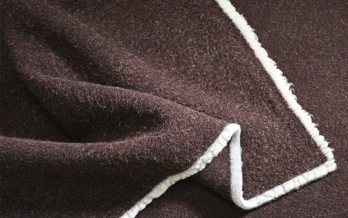 Anichini Hospitality Washable Wool Blend Throws