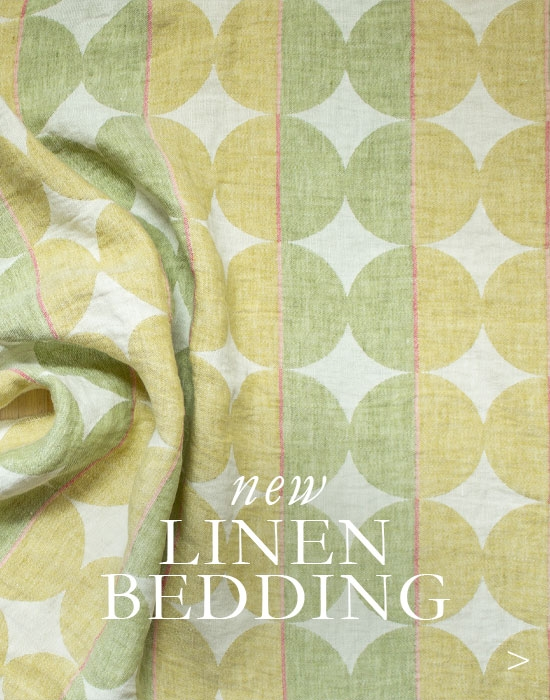 New Linen Bedding